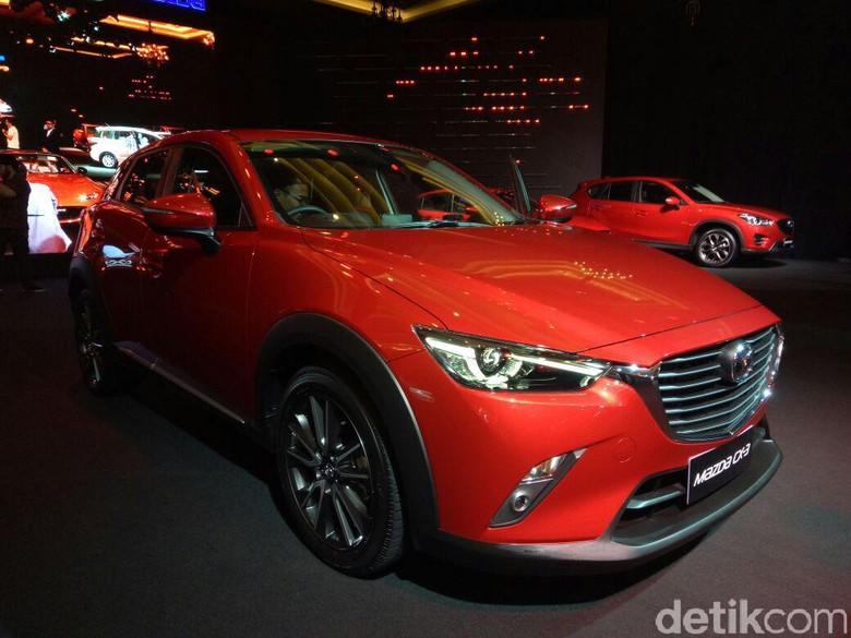 Harga Lebih Mahal, Mazda Yakin CX-3 Masih Kompetitif