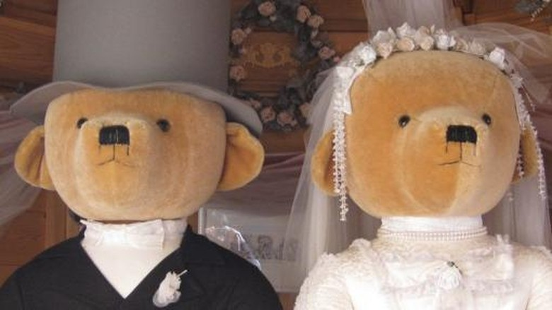 Museum bertema Teddy Bear di Jepang (Hida Takayama Teddy Bear Eco Village)