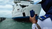 Libur Imlek, ASDP Operasikan 33 Kapal di Pelabuhan Merak