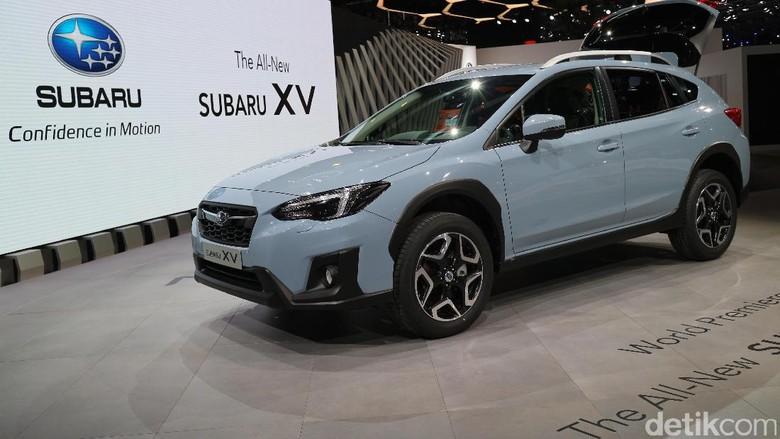 Dua Tahun Lagi, Subaru Produksi Mobil di Thailand