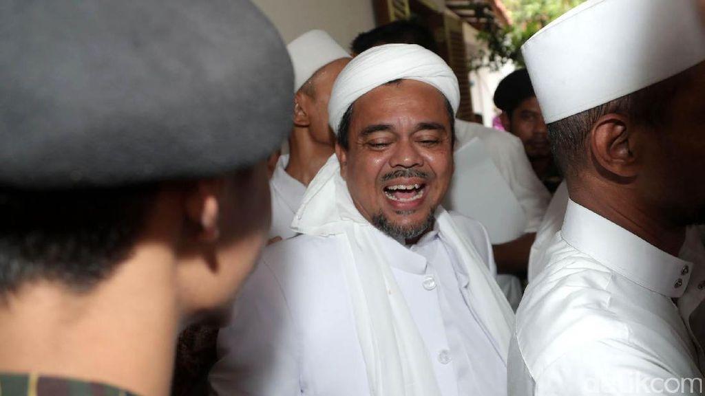 Kabar ke-8 Habib Rizieq Pulang, Akankah Terjadi di 21 Februari?