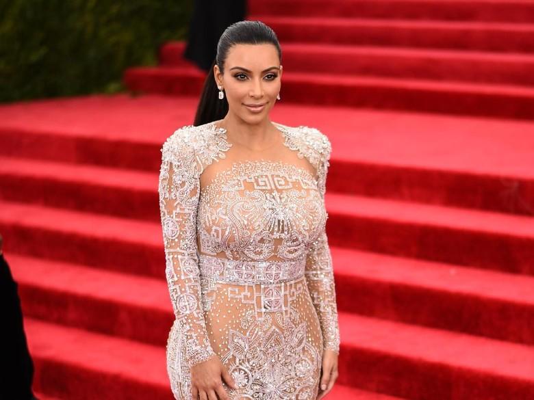Ingin Punya Anak Lagi, Kim Kardashian Akan Jalani Operasi di Rahim