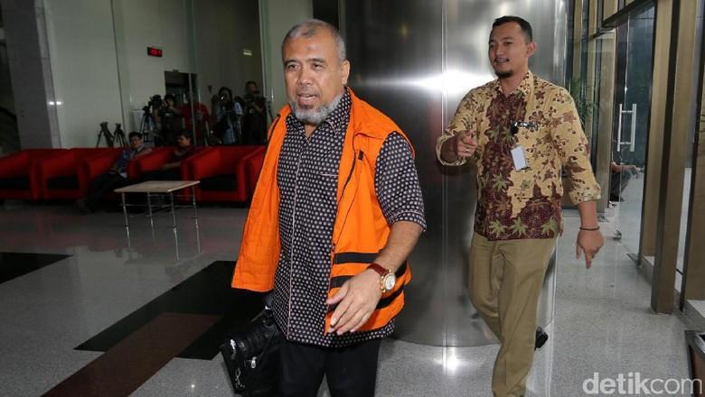 Penyuap Patrialis Bantah Perintahkan Staf Beri Uang Rp 2 M ke MK