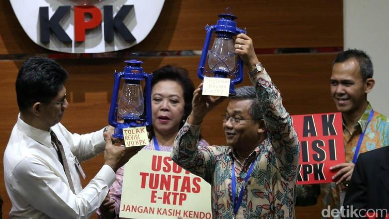 Forum Rektor Dukung KPK Tuntaskan Kasus e-KTP