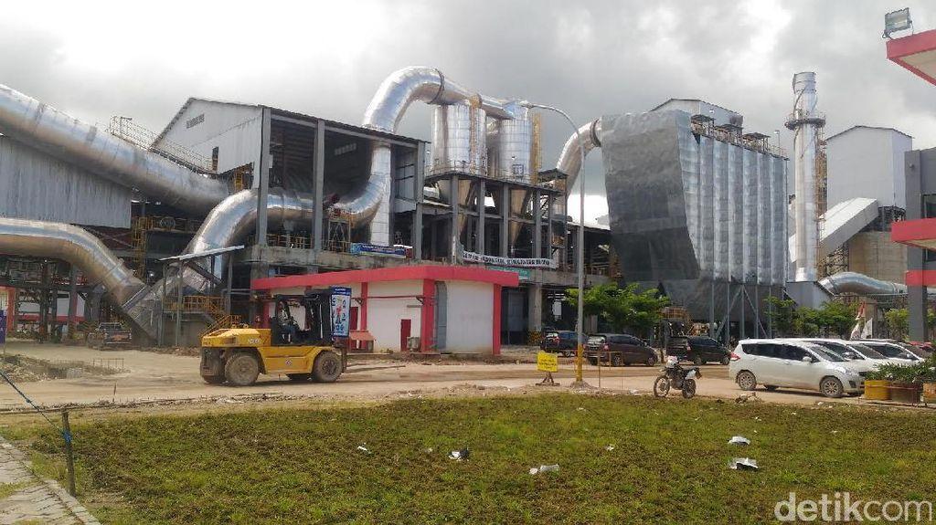 Sedang Uji Coba, Pabrik Semen di Rembang Menunggu Diresmikan