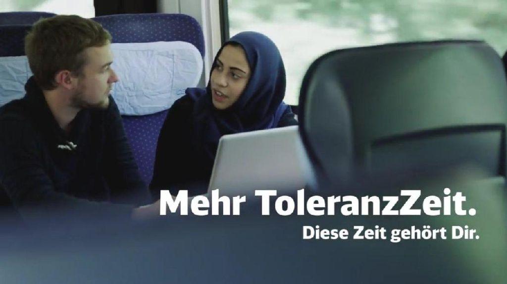 Iklan Kereta di Jerman dengan Traveler Hijabers Ini Viral, Kenapa?