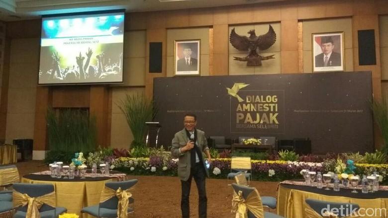Artis Sinetron Hingga Musisi Bayar Tebusan Tax Amnesty Rp 14 M