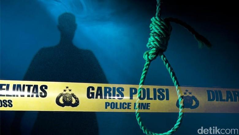 Seorang Guru SMP Ditemukan Gantung Diri di Tangerang