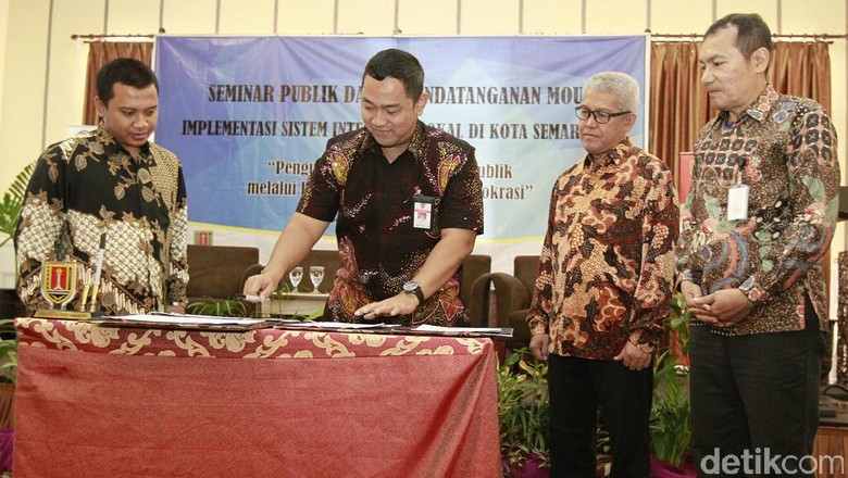Begini Cara Wali Kota Semarang Wujudkan Transparansi
