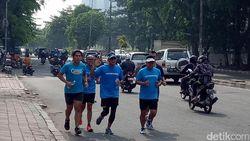 Saat Sandiaga Curhat Teman Lari yang Makin Berkurang