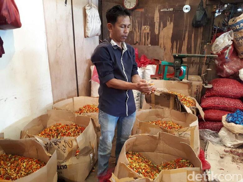 Pasokan Aman, Harga Cabai di Bulan Puasa Tak Bakal Naik