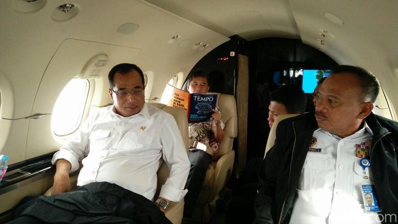 Soal Candaan Bom di Pesawat, Menteri Perhubungan: Jangan Iseng!