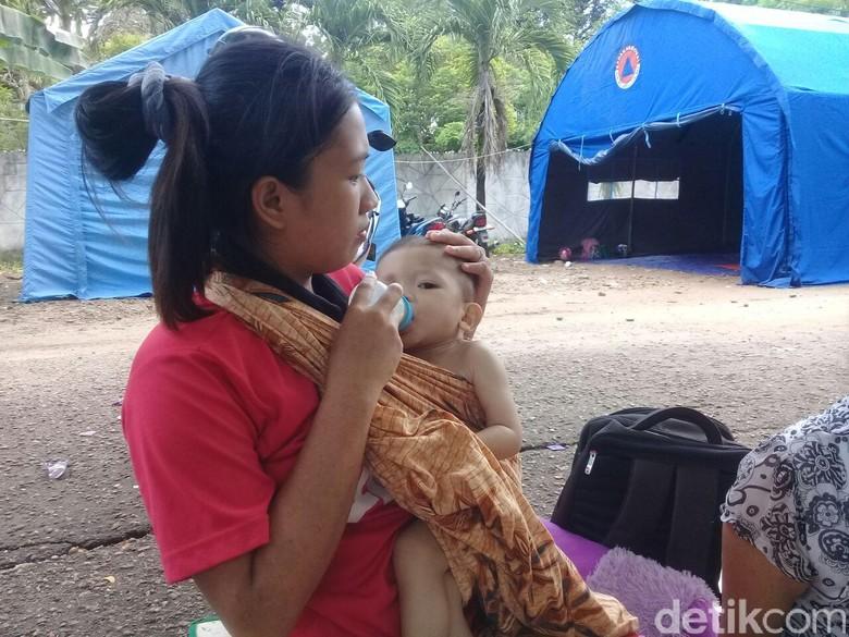 Bayi Alami Jantung Bocor di Tenda Pengungsian ini Butuh Bantuan