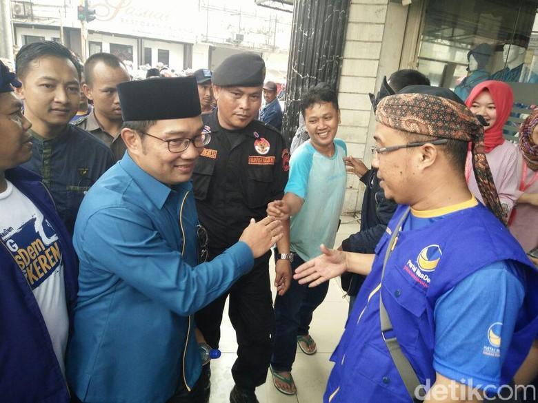 Alasan Multidimensi Ridwan Kamil Maju Pilgub Jabar