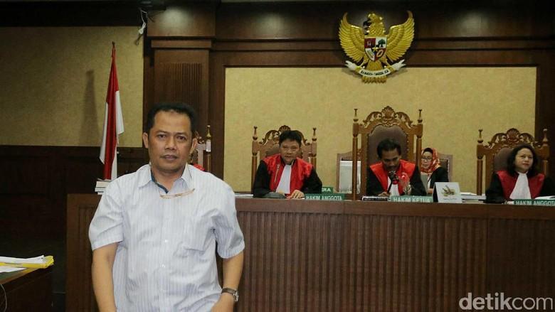 Adik Ipar Jokowi Dicecar soal Pertemuan dengan Bos EKP di Solo