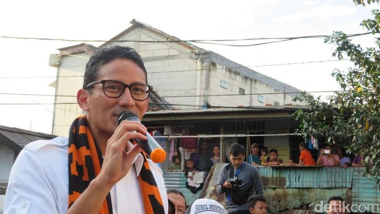 Kisah Sandiaga yang Pernah Tidur di Kamar KH Hasyim Asyari