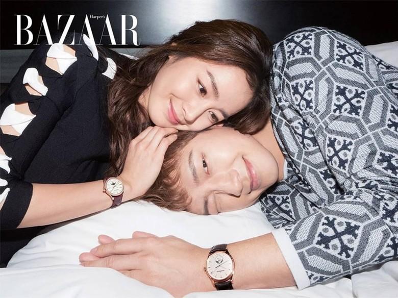 Rain Ungkap Biaya Pernikahannya dengan Kim Tae Hee