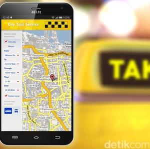 Aturan Taksi Online Menyandera Driver Paruh Waktu