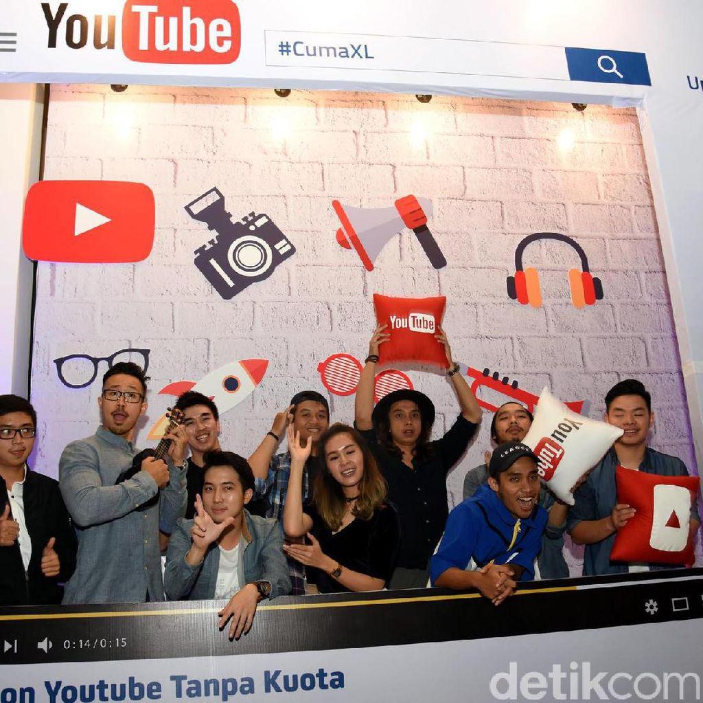 Kenapa Gratisan YouTube Cuma Bisa Tengah Malam?