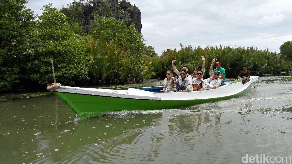 Risers Kunjungi Hidden Paradise Sulawesi