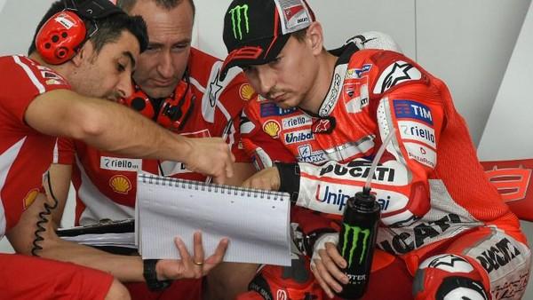 Lorenzo Merasa Lebih Dihargai di Ducati Ketimbang di Yamaha