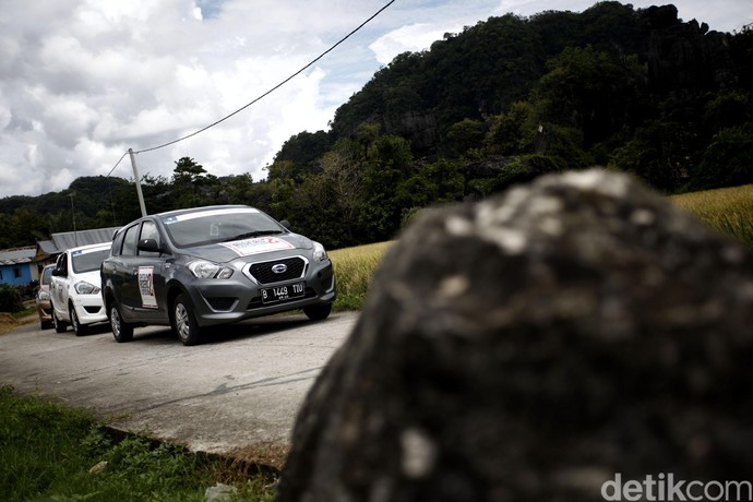 Datsun Risers Expedition Sapa Kota Makassar