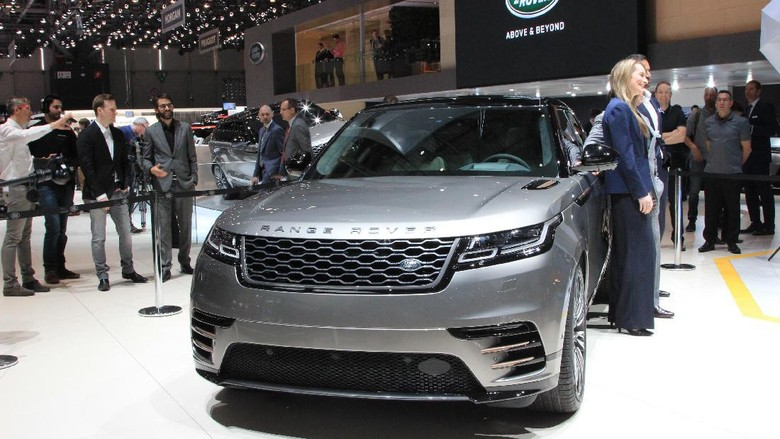 September, Range Rover Velar Siap Mendarat di Indonesia
