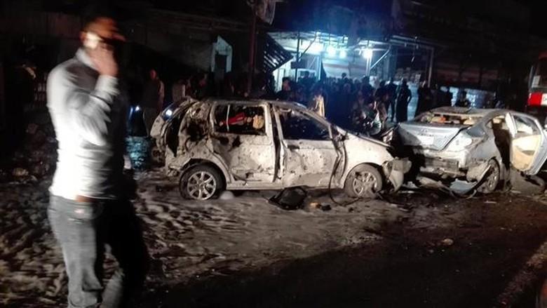 Bom Mobil ISIS Meledak di Baghdad, 23 Orang Tewas