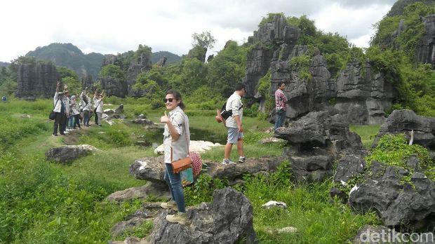 Risers Kunjungi <I>Hidden Paradise</i> Sulawesi