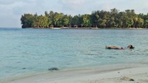 Bila Danau Sunter Beres, Sandi: Next Reach Pulau Seribu