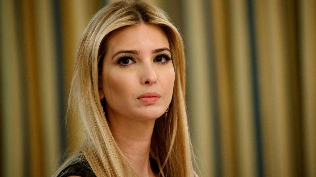 Penampilan Jadul Ivanka Trump Saat Jadi Model Tommy Hilfiger