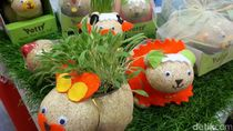 Bisnis Kreatif Boneka Potty Dulang Puluhan Juta Rupiah