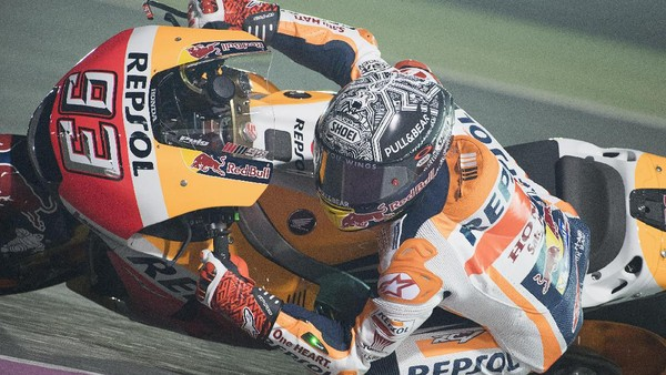 Yamaha Siap Hadapi <i>Mind Game</i> Marquez