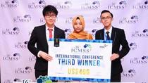 The Lannisters Sabet Juara 3 di Kompetisi Capital Market Student