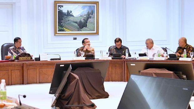 Tak Hanya di Jawa, Jokowi Genjot Proyek Tol Hingga LRT di Sumsel