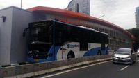 Masalah Macet Akibat Busway Layang Ciledug-Tendean Diselesaikan