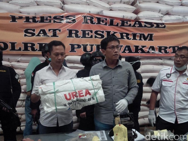 Mafia Penyalahgunaan Pupuk Subsidi Raup Untung Rp 500 Juta