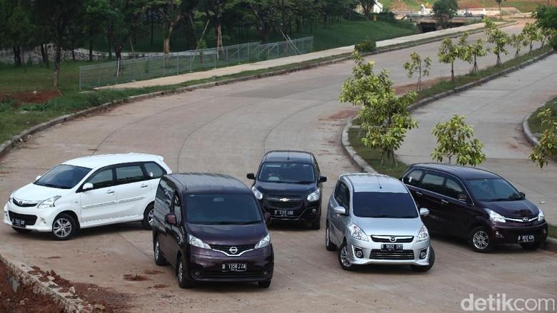Jelang Lebaran, 90.000an Mobil Terjual di Indonesia