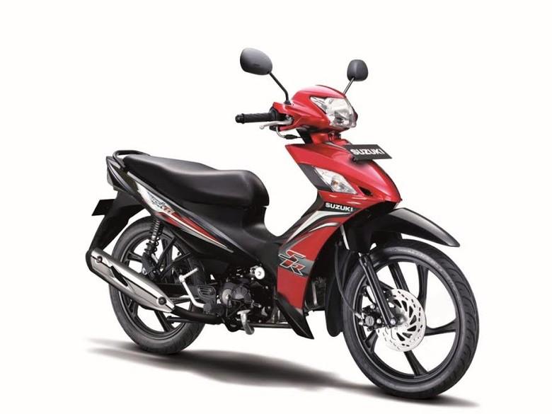 Suzuki Jual Bebeknya untuk Borongan