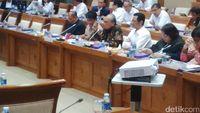 Dirut Baru Pertamina Rapat Perdana di DPR