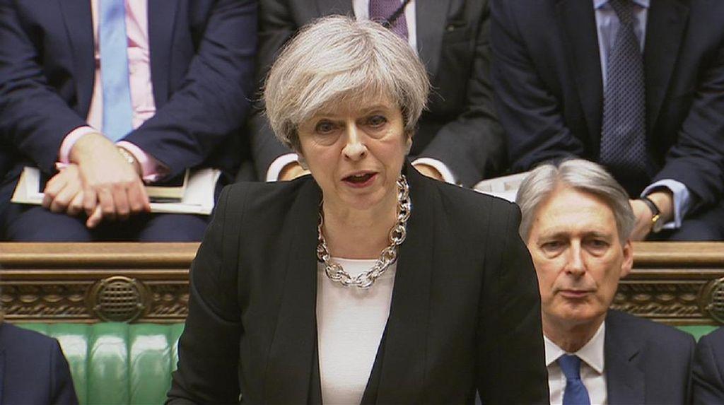 Nge-Tweet Soal Bom Kereta London, Trump Bikin Geram PM Inggris