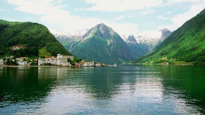Ilustrasi Norwegia (Thinkstock)