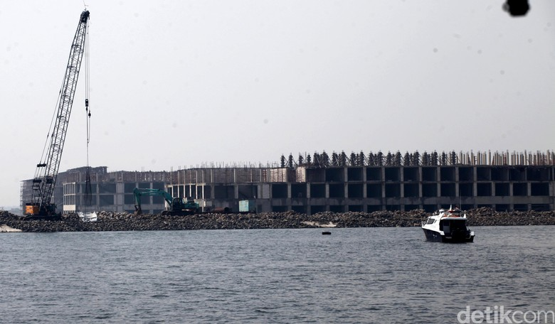 Bila HGB Batal, Pakar: Pengembang Pulau Bisa Nilai DKI Wanprestasi