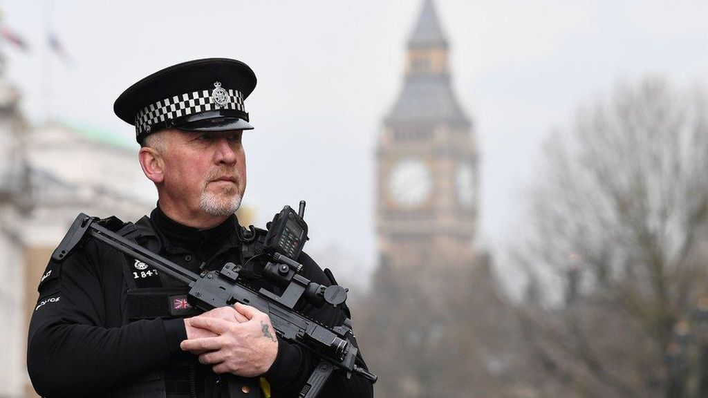 Seberapa Ketat Pengamanan Parlemen di Negara Barat?