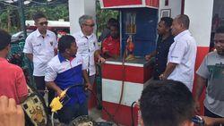 SPBU BBM Satu Harga Beroperasi di 6 Wilayah Ini Bulan Depan
