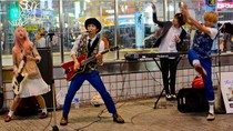 Shibuya Street Musician
