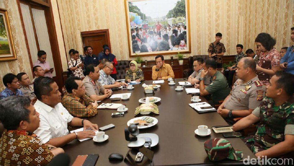 11 Perjanjian Angkutan Online dan Angkot Bogor