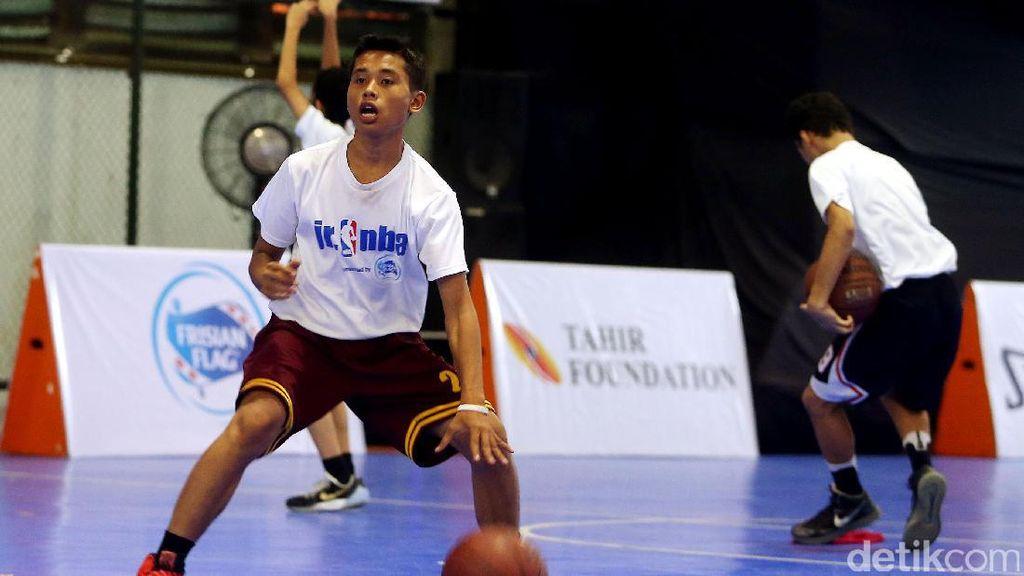 Pencarian Bakat Basket NBA Junior Diperluas