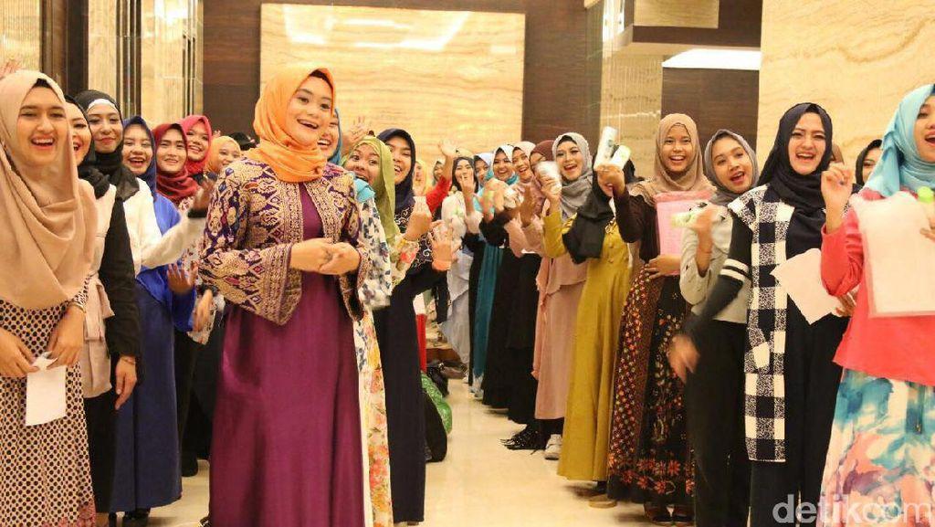 Foto: Keseruan Audisi Sunsilk Hijab Hunt 2017 Surabaya