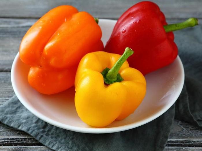 Paprika salah satu makanan yang bisa memicu alergi OLeary (Foto: iStock)